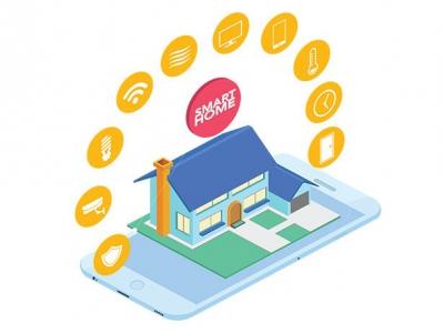 智能家居解决方案-别墅方案模板