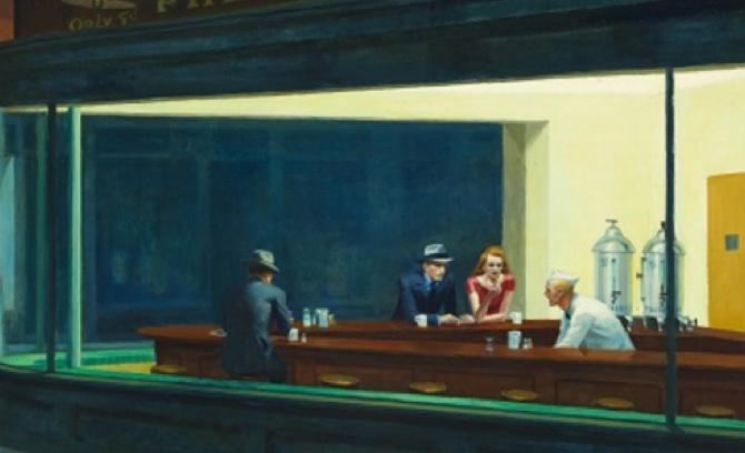 走向现代主义:美国艺术八十载