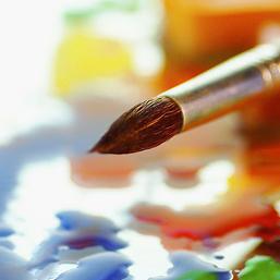 美术联盟网站界面设计+制作案例