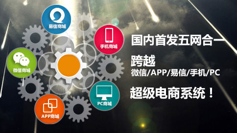 天润智力微信商城系统