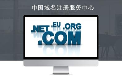 中国域名注册服务中心
