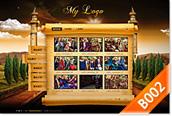 印度泰姬陵古典风格网站