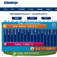 斯伦贝谢科技服务(川汇)有限公司网站建设