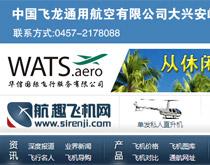 私人飞机网网站建设