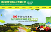 河北炽繁生物科技有限公司网站建设