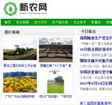 新农网网站建设