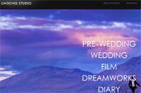 林松摄影工作室网站建设
