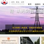 东方集团网站建设