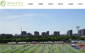 朝阳体育中心网站建设