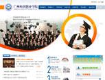 松田职业学院网站建设