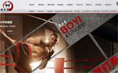 北京搏弈堂散打搏击俱乐部网站建设