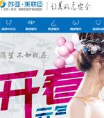 北京美联臣网站建设