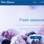 生鲜蔬果网站建设