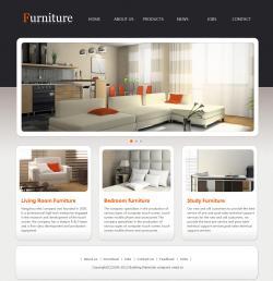 外贸英文网站(家具)