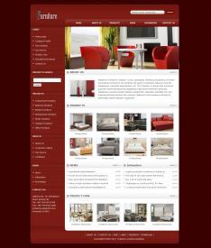 外贸英文网站家具