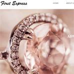 钻石饰品网站建设