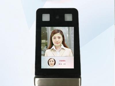 人证合一人脸识别系统闸机专用设备 面部识别仪门禁考勤